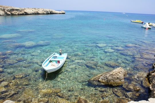 фото остров кипр